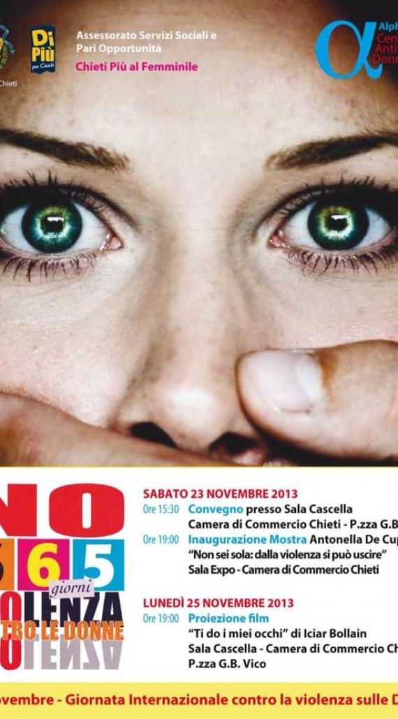No 365 giorni violenza contro le donne